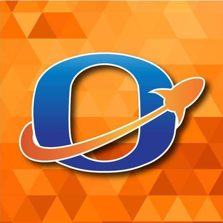 Rocket Logo O