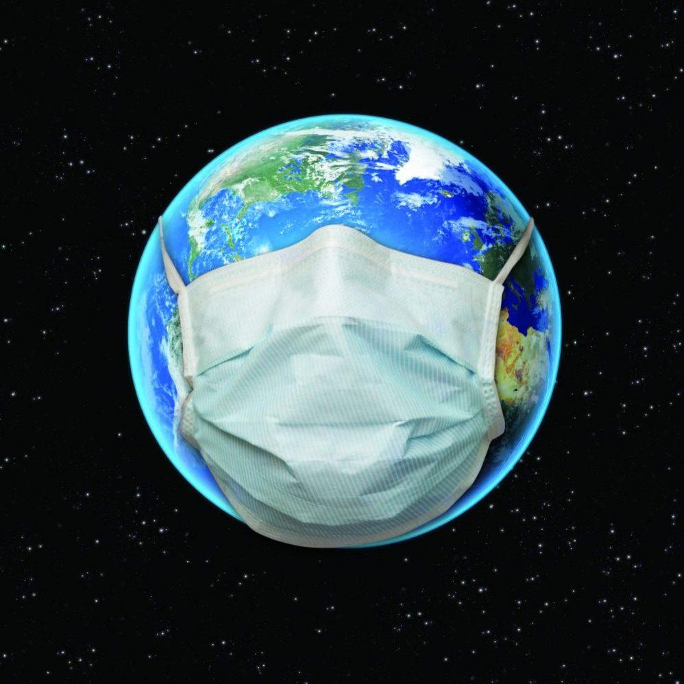 Globe Mask